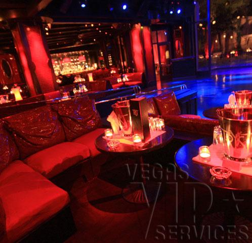 Tryst Nightclub Vegas Vip Services