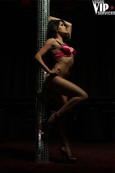 vegas Indian stripper