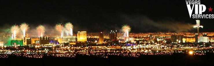 Las Vegas New Years Eve Parties