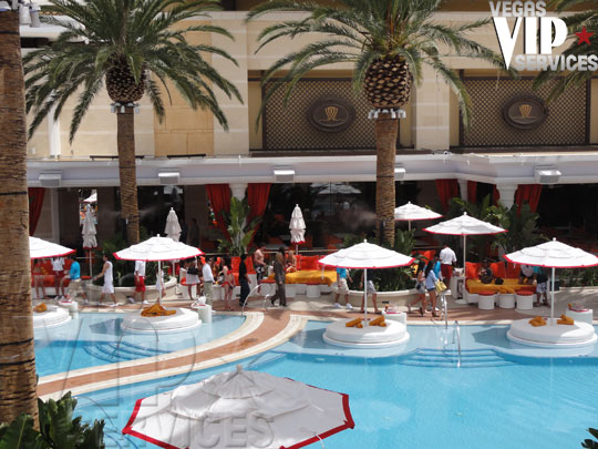 Encore Beach Club Lily Pads The Best Beaches In World