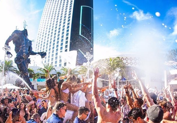 Kaos Dayclub Pool Party 2020 Las Vegas Vip Services
